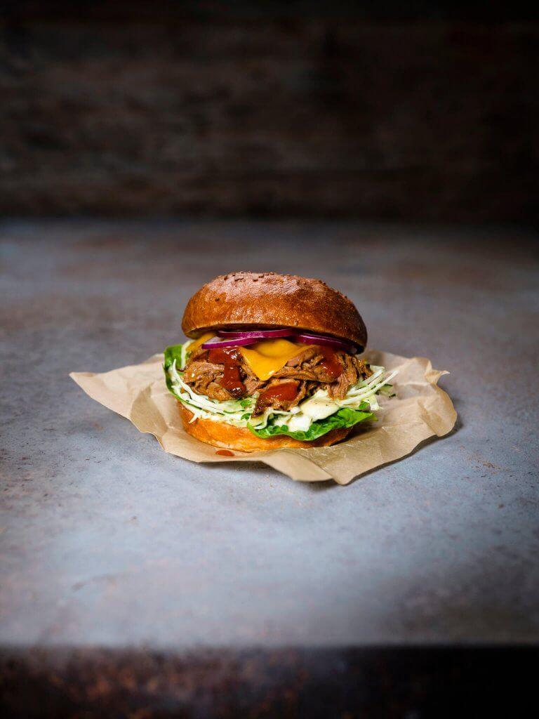 Burger Café Schwarz